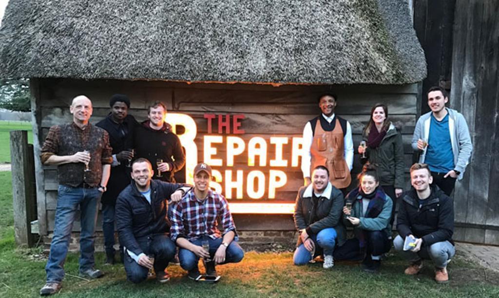 The Repair Shop  Bbc2