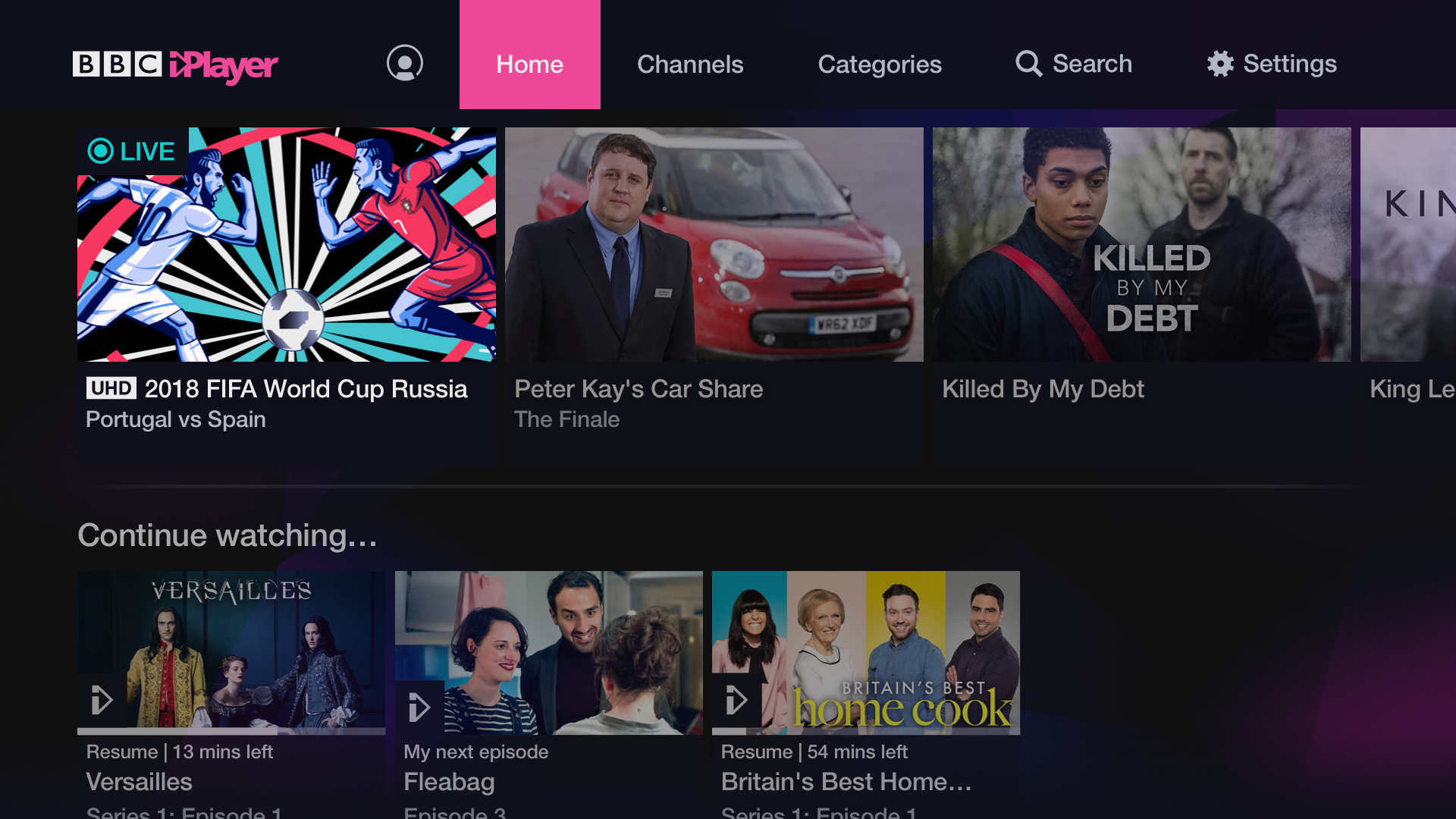 BBC reveals 4K UHD iPlayer trial findings | News | Broadcast
