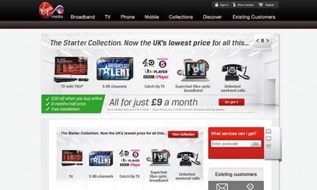 Virgin Media extends Vubiquity content deal | News | Broadcast