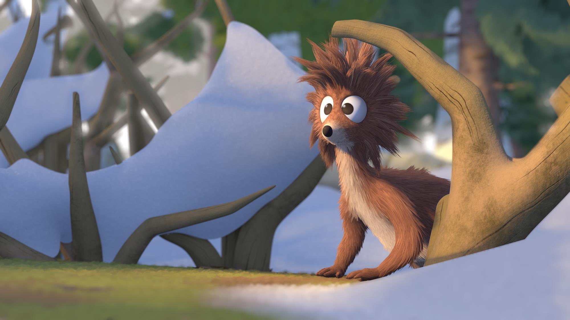 Moominvalley, Sky 1 | Behind The Scenes | Broadcast