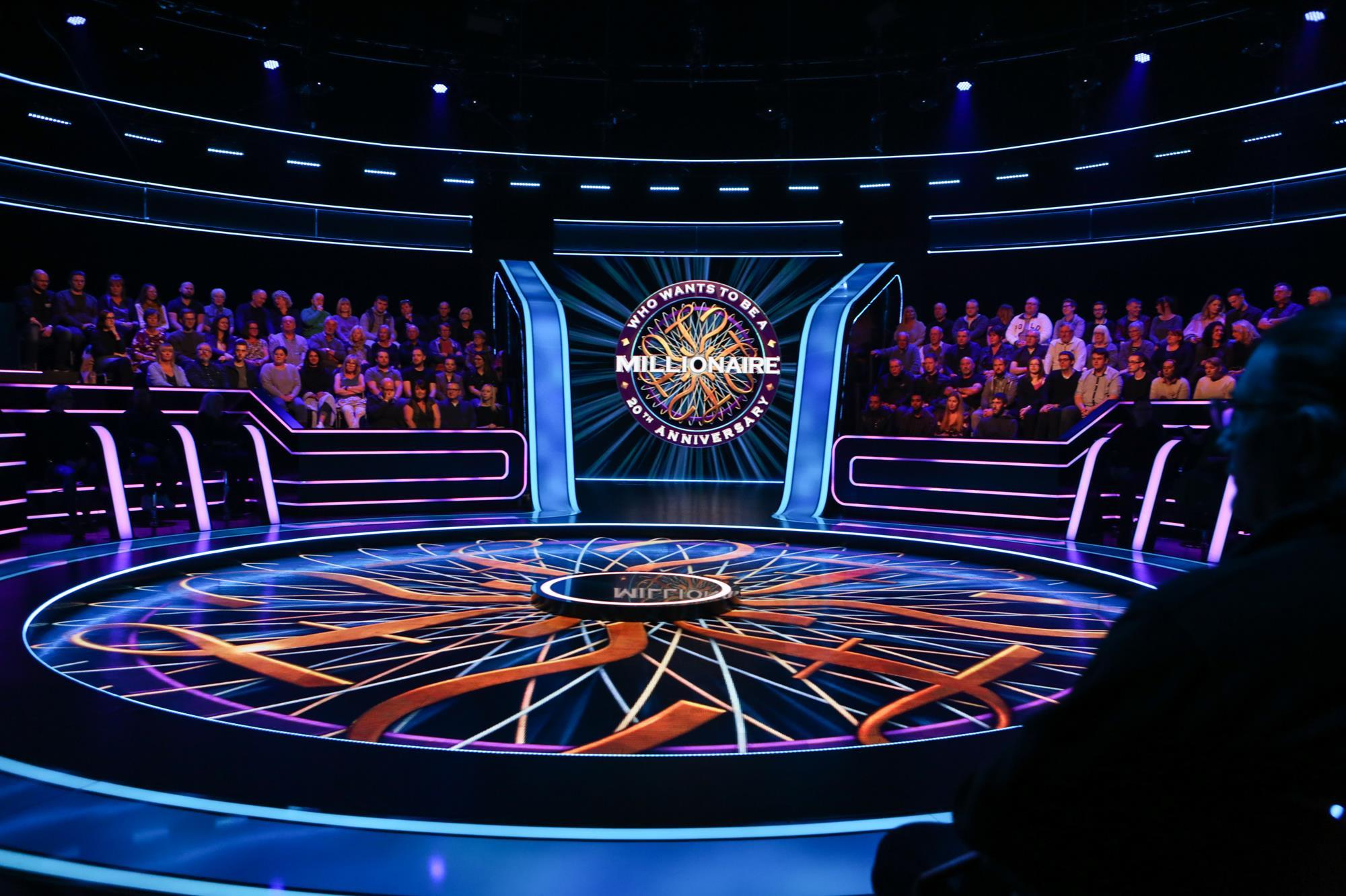 Who Wants to Be a Millionaire? (British game show) and ...