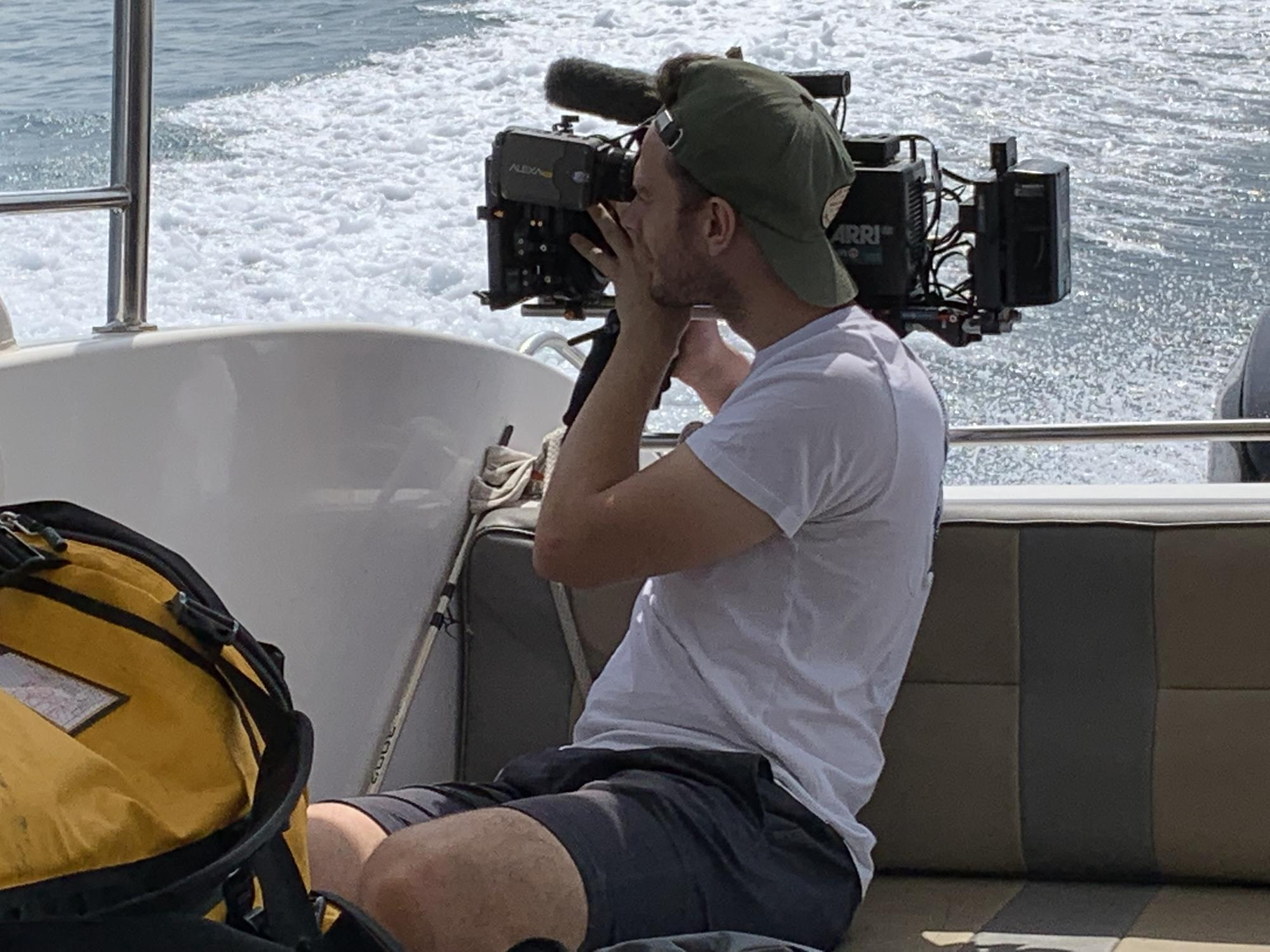 Race Across The World, BBC2   Behind The Scenes   Broadcast