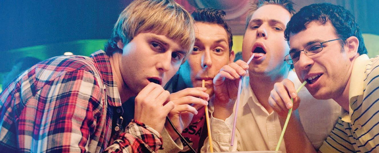 C4 throws party for The Inbetweeners' 10th anniversary