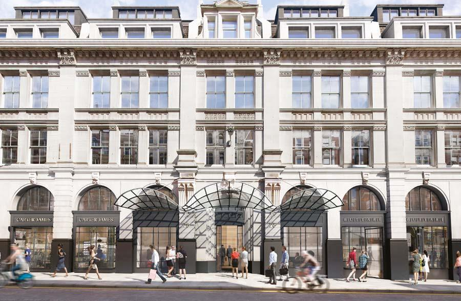 Framestore relocates to new 100,000 sq ft Holborn HQ | News | Broadcast