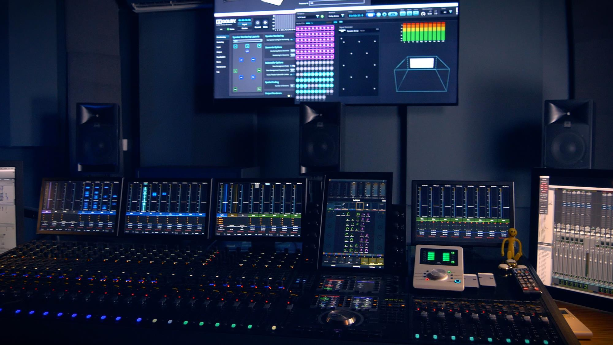 Sound 24 upgrades with Dolby Atmos mix room | News | Broadcast