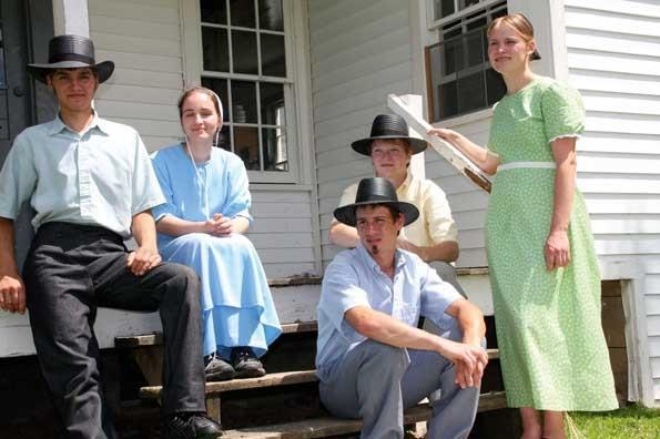 a discussion on the treatment of the amish Amish culture and spirituality to their understanding of the treatment of the physical body, illness, and injury are germane to all health care profes- sionals.