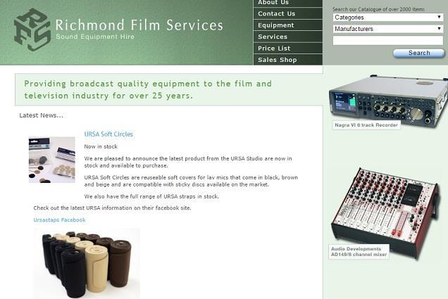 Pro Centre owner takes stake in Richmond Film Services | News
