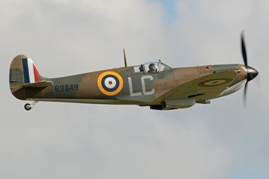 model spitfire 2