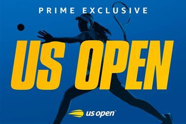 Amazon Prime US Open