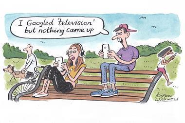 Broadcast  Googled television