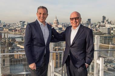 Robert iger and rupert murdoch