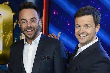 Ant and dec index