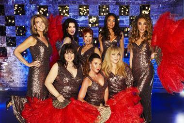 The real full monty ladies night 01