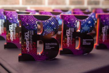 Broadcast digital awards