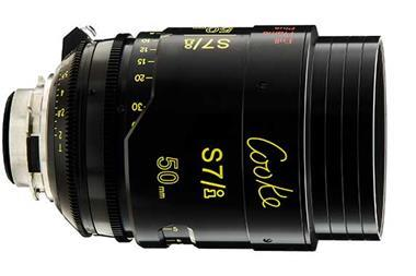 Cooke Prime lens