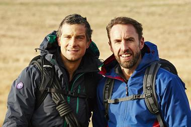 Grylls and Southgate