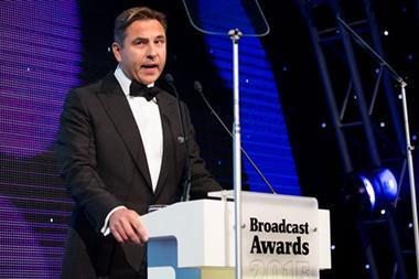The Broadcast Awards 2015