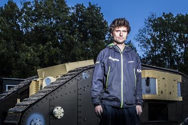 Guy martin tank 1165