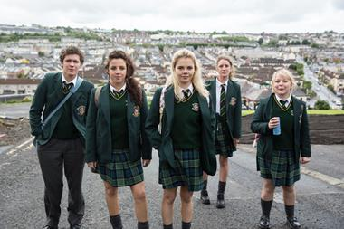 Derry Girls - Best Comedy Programme