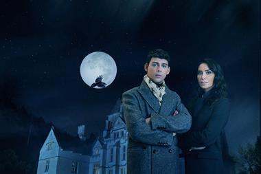 Celebrity haunted mansion