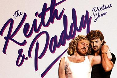 Keith and Paddy