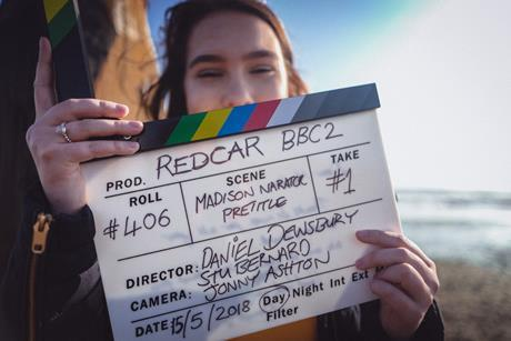 Mighty Redcar BTS