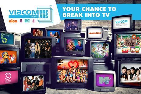 Break into tv