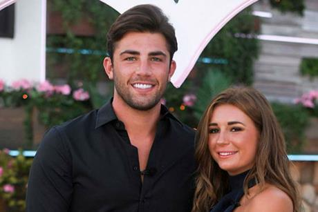 Love Island winners Jack and Dani