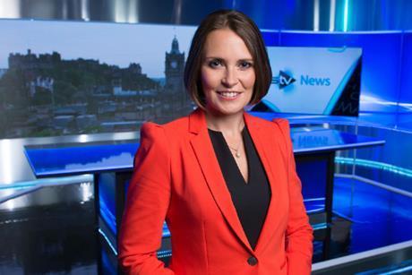 STV News Edinburgh