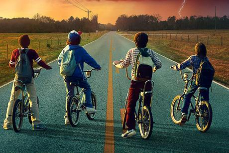 Stranger things season 2 poster big