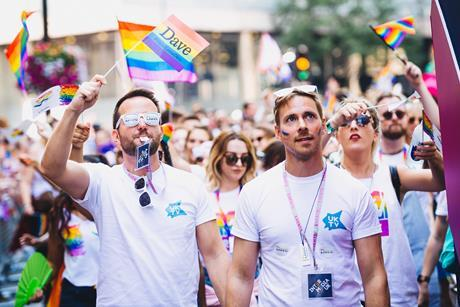 London Pride 2017 PIC CREDIT Mark Nortcliffe Photography