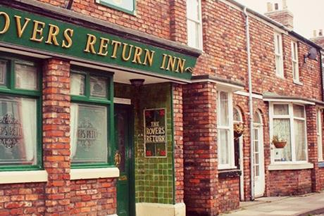 Coronation street mobile top
