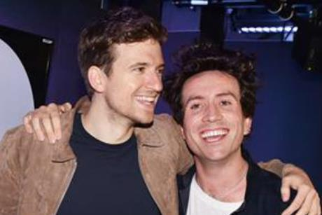 Greg and Grimmy