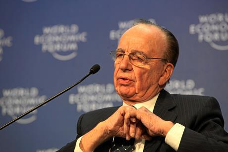 Rupert murdoch   world economic forum annual meeting davos 2009