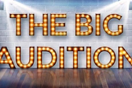 The big audition itv 2018