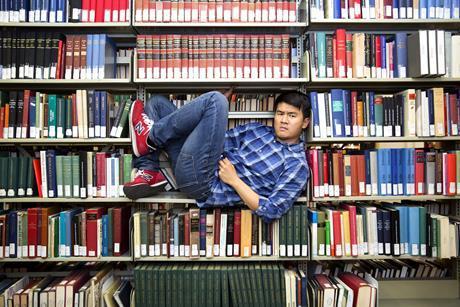 Ronny Chieng International Student - BBC