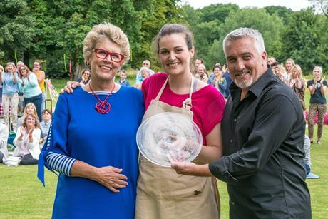 Sophie 2017 bake off winner
