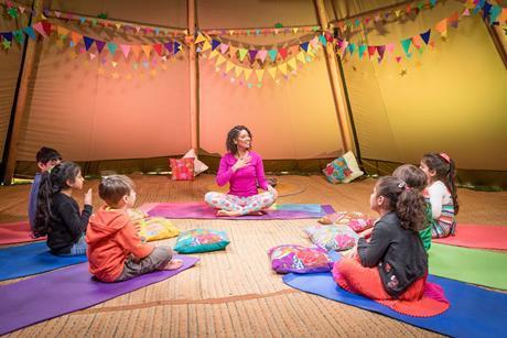happy tent tales