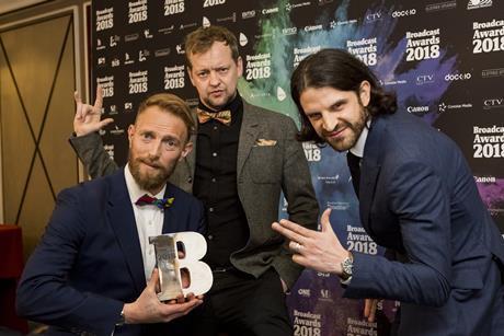 Best music programme media wall