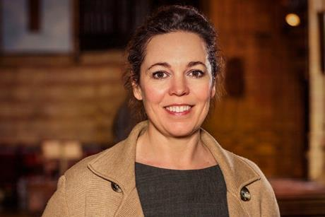 olivia colman who do you think you are