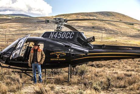 Paramount - Yellowstone