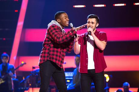 The voice uk sr2 ep3 33