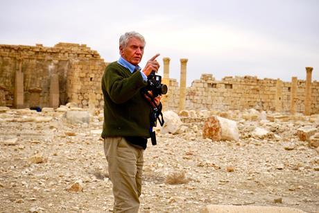 Road to Palmyra, 050 ©  Bright Yellow FilmsOxford Films, behind the scenes