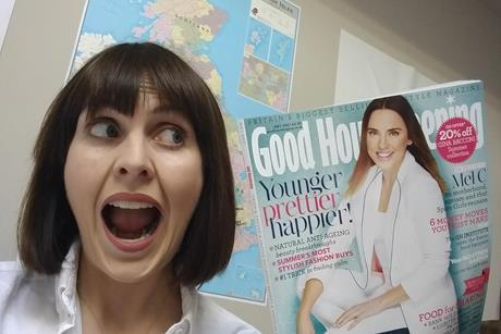 Faye McCarthy at Good Housekeeping magazine