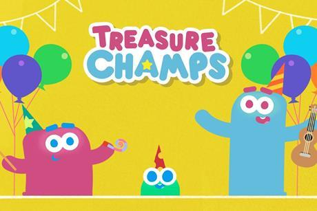 Treasure champs