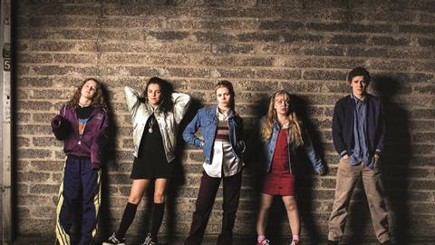 Hat trick international derry girls