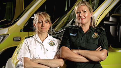 Ambulance, Difficult Labour - BBC Three (2)