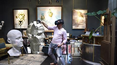 From Virtual to Reality- Jonathan Yeo...