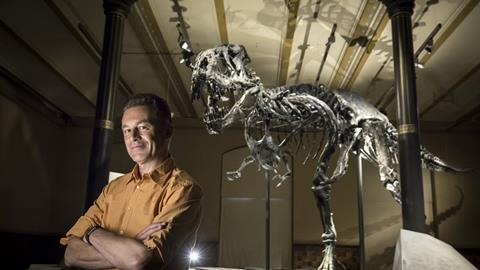 14298680 high the real t.rex with chris packham