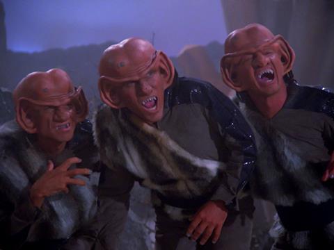 Sam Vincent on Star Trek: the Next Generation | Features